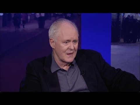 """Theater Talk: John Lithgow """"Stories By Heart"""""""