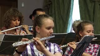 O Fortuna (C.Orff) - Камерный ансамбль FluteVirtuosus (Флейты,скрипки,виолончели) - Анна Махова