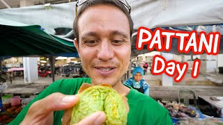 Day 1 in Pattani, Thailand - S…