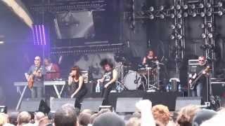 Senser - So Refined - Live @ Hellfest 2013
