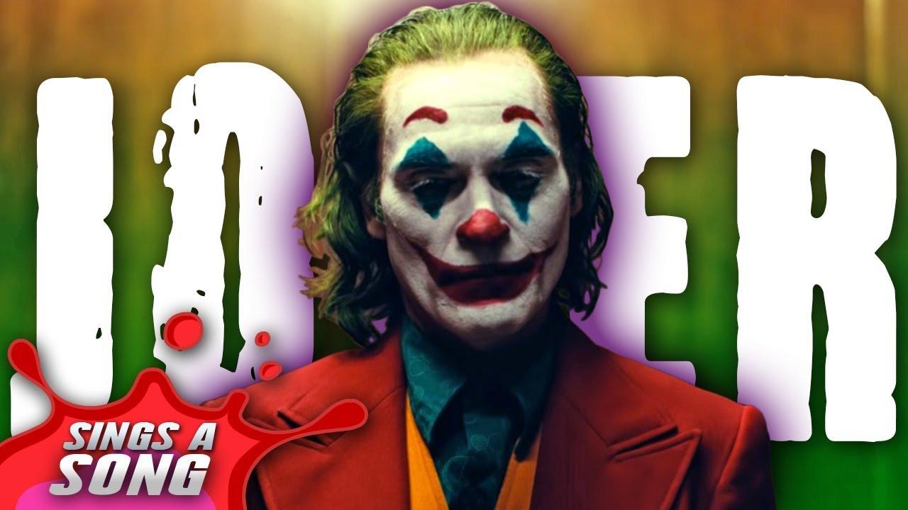 Joker Sings A Song (Joaquin Phoenix)(SPOILERS)