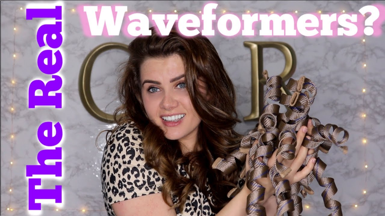 """Reviewing the """"Real"""" Wave Formers! (On Naturally Straight Hair) 
