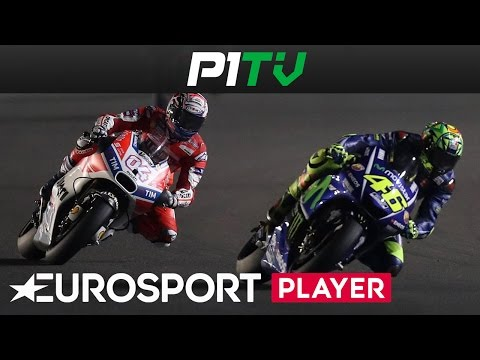 Im MotoGP Fieber? Eurosport Player REVIEW