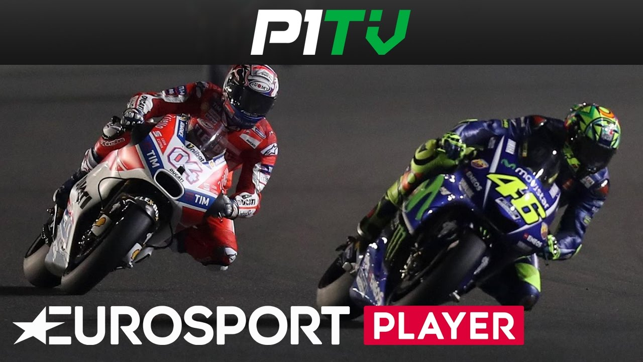 moto gp eurosport player