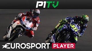 Im MotoGP Fieber? Eurosport Player REVIEW