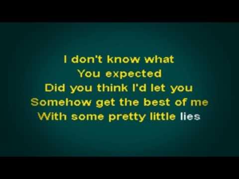 PHN1210 04   Jana Kramer   When You're Lonely [karaoke]