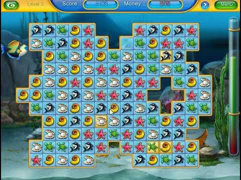 Fishdom 2 - Game Play