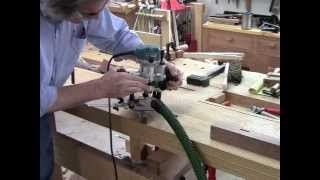 Makita Compact Router Kit Tool Test From Popular Woodworking Magazine, Aug 2012.m4v