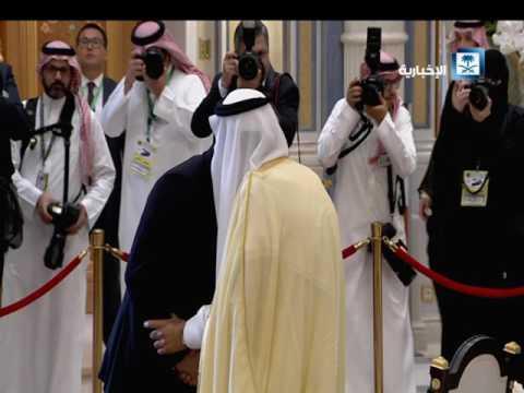 خادم الحرمين يستقبل رئيس وزراء لبنان