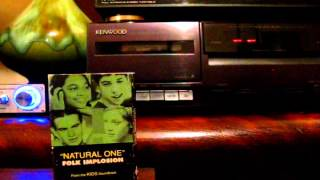 Folk Implosion - Natural One - Cassette Single 1995