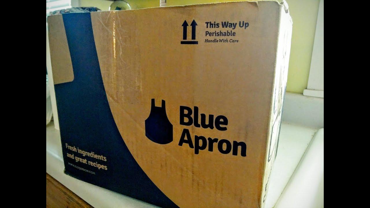 Blue apron youtube - Blue Apron Unboxing Youtube