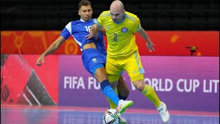 Обзор матча Бразилия Казахстан 4 2 Чемпионат мира Матч за третье место