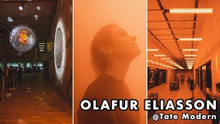 Inside Olafur Eliasson's exhibition IN REAL LIFE at Tate Modern | Contemporary Art