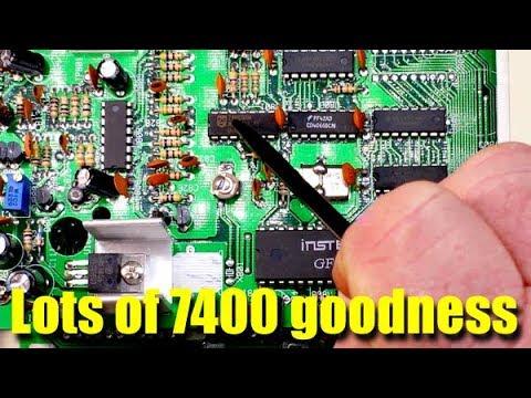 GW Instek GFG8219A Function Generator Teardown