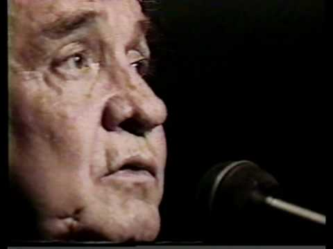 Johnny Cash - Bird On a Wire - Live at SXSW 17/3/1994