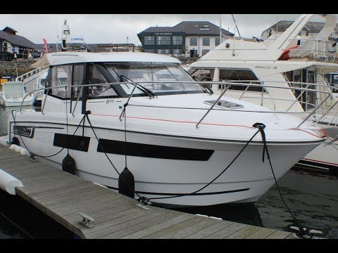 Jeanneau Merry Fisher 855 - For Sale