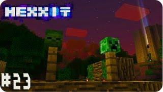 Hexxit Minecraft - MOB SPAWN EGGS?! (Hexxit Part #23)