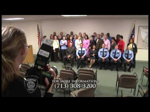 Citizen's Police Academy (Houston Police Department, HPD Video Production, CG)