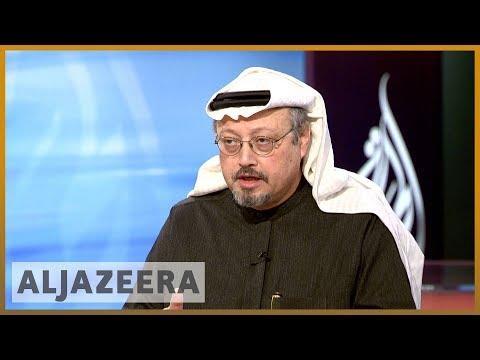 🇸🇦 Saudi writer Jamal Khashoggi 'disappears after consulate visit'   Al Jazeera English