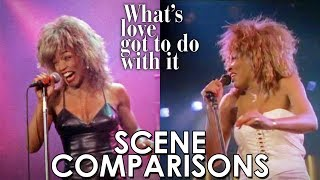 What's Love Got to Do with It (1993) - scene comparisons