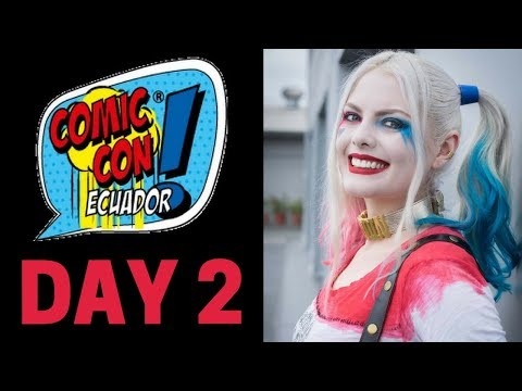 Comic-Con Ecuador Day 2: MEDICAL EMERGENCY!