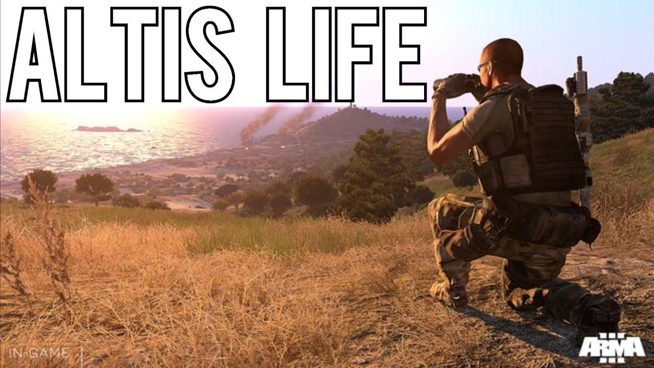 Arma 3 altis life как играть на пиратке по сети - f02e3