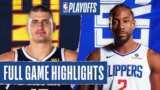 NUGGETS at CLIPPERS | FULL GAME HIGHLIGHTS | September 11, 2020