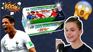 MEGA KARTA WPADA!!! | MEGA TIN Road to EURO 2020 - Unboxing!