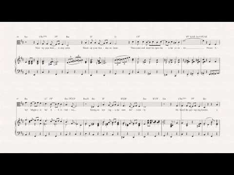 Viola - Prince Ali - Aladdin - Sheet Music, Chords, & Vocals