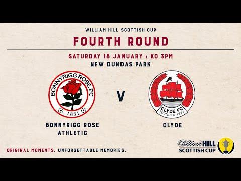 Bonnyrigg Rose Clyde Goals And Highlights