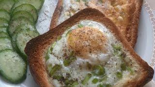 اكلة سريعة وسهلة و لذيذه فطور من قناة المورزليرا