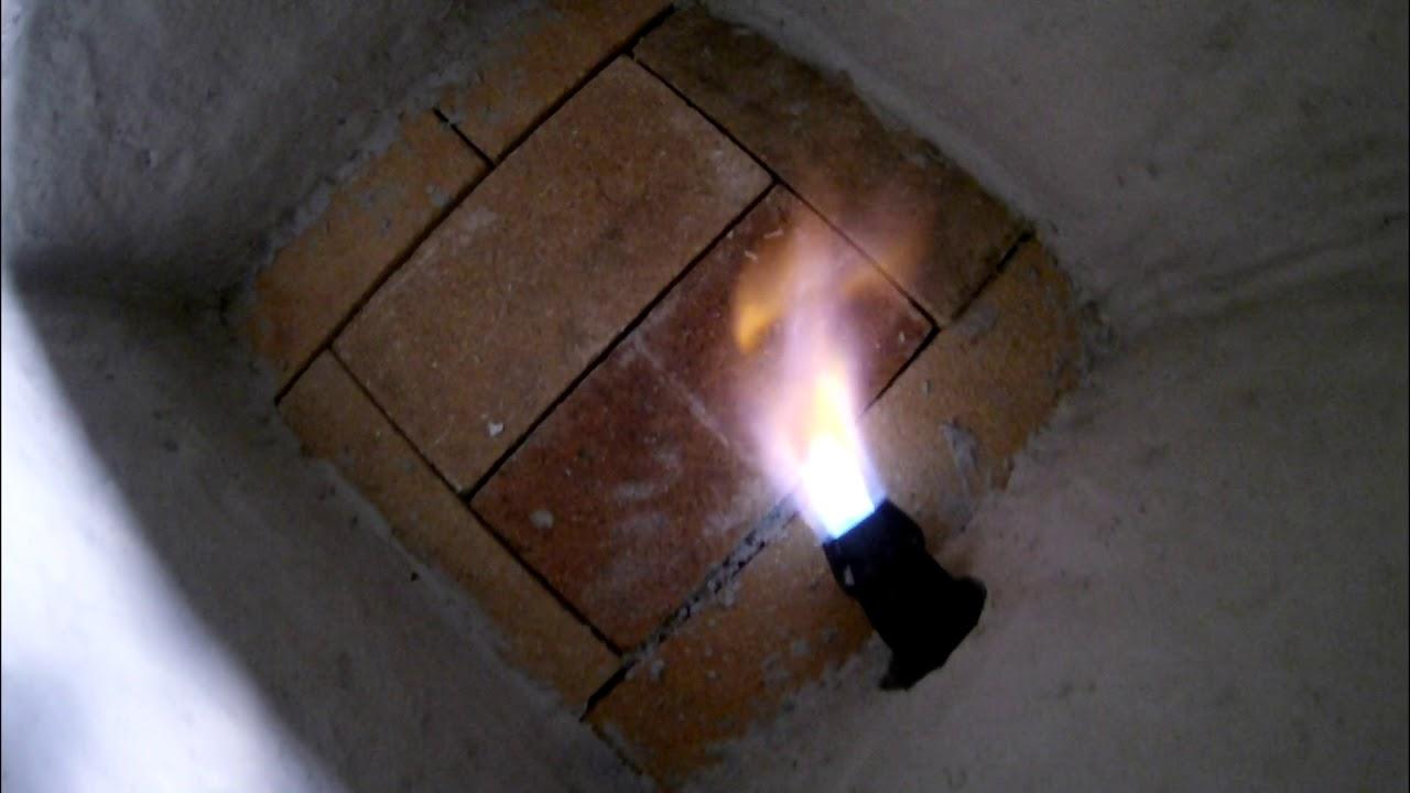 Как сделать печь для обжига 433
