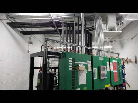 Northwest Technical College New Commercial Refrigeration Lab