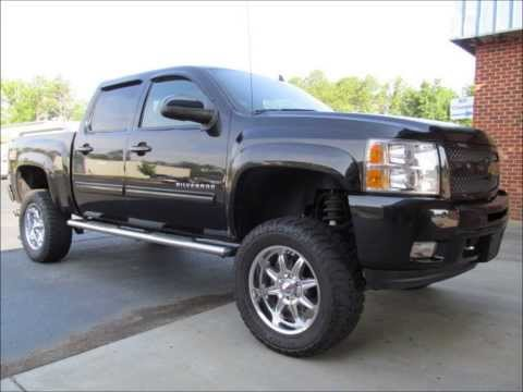 Used 2010 Chevy Silverado 1500 Z92 American Luxury Coach Lifted Truck