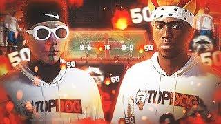 🚨 50 GAME WIN STREAK W/ SXPREME (FULL LIVESTREAM) BEST 99 OVERALL! TOP DOG DUO! HITTING 10,000 WINS