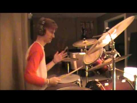 Shiver Shiver - Walk the Moon Drum Cover