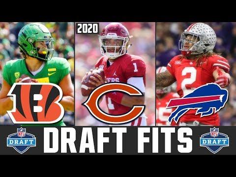 2020 NFL Draft Prospect Fits For EVERY NFL Team | 2020 NFL Draft Prospects That Every NFL Team NEEDS