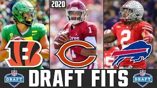 2020 NFL Draft Prospect Fits For EVERY NFL Team | 2020 NFL Draft Prospects That Every NFL Team NEEDS