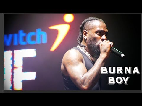 """BURNA BOY & MEDIA OUTLETS WERE DISRESPECTED AT ONE AFRICA 