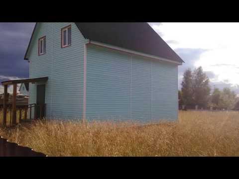 Видеоролик. Деревня Свитино, Наро-Фоминском район, дом 85м²_16.07.2018