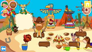 My Pretend Wild West - Cowboy & Cowgirl Kids Games [Android]