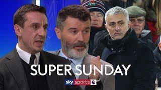 Roy Keane & Gary Neville on whether sac...
