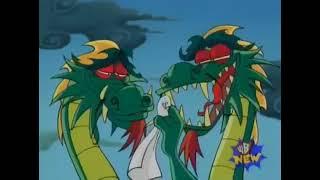 Eastern dragon vore & burp XS S02E07