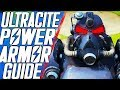 HOW TO GET ULTRACITE POWER ARMOR IN FALLOUT 76 | RAREST POWER ARMOR IN FALLOUT 76