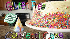 How to Make a Gluten Free Birthday Cake DDK EP 36