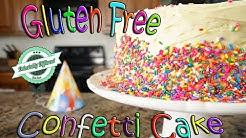 How to Make a Gluten Free Birthday Cake DDK EP 36