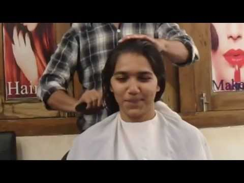 Disconnect 3 Steps Haircut Youtube