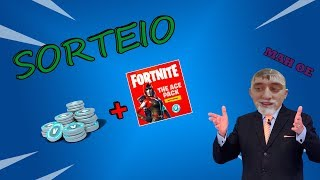 EXPLAINING the V-BUCKS DRAW-Fortnite [X] TERMINATED