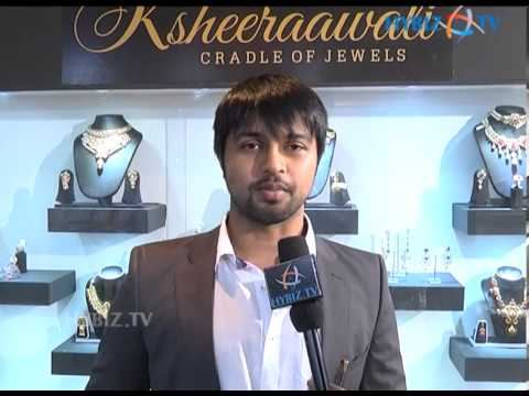 Chiranjeevi Son in law Kalyan Kanuganti - Ksheeraawali Cradle Of Jewels