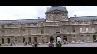 Лувр Внутренний двор Лувра Париж(Лувр Внутренний двор Лувра Париж Вот он - знаменитый квадратный дворик Лувра https://www.youtube.com/watch?v=fv4FRo9n7uM Подпи..., 2016-09-26T03:29:03.000Z)
